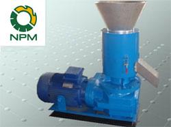 ZLMP-200 Flat Die Pellet Mill