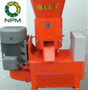 ZLMP-350 Flat Die Pellet Mill