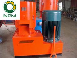 ZLMP-450 Flat Die Pellet Mill