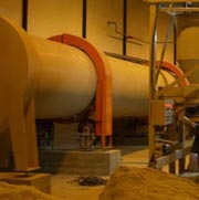Rotary Dryer for Wood Pellet Plant