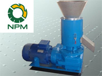 Flat Die Pllet Mill for Wood Pellet Plant