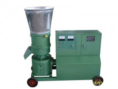Small Pellet Mill- Simple Pellet Combination