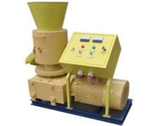 What is Rotating Roller Pelleting Machinery