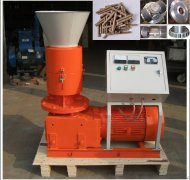 Wood Pellet Making Machinery