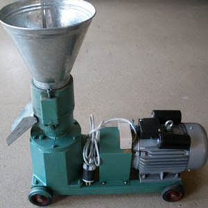 homemade pellet mill plant