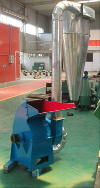 small scale hammer mill