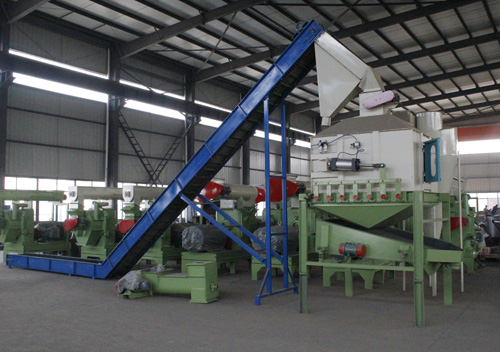 Trustable manufacture of wood pellet plant and various