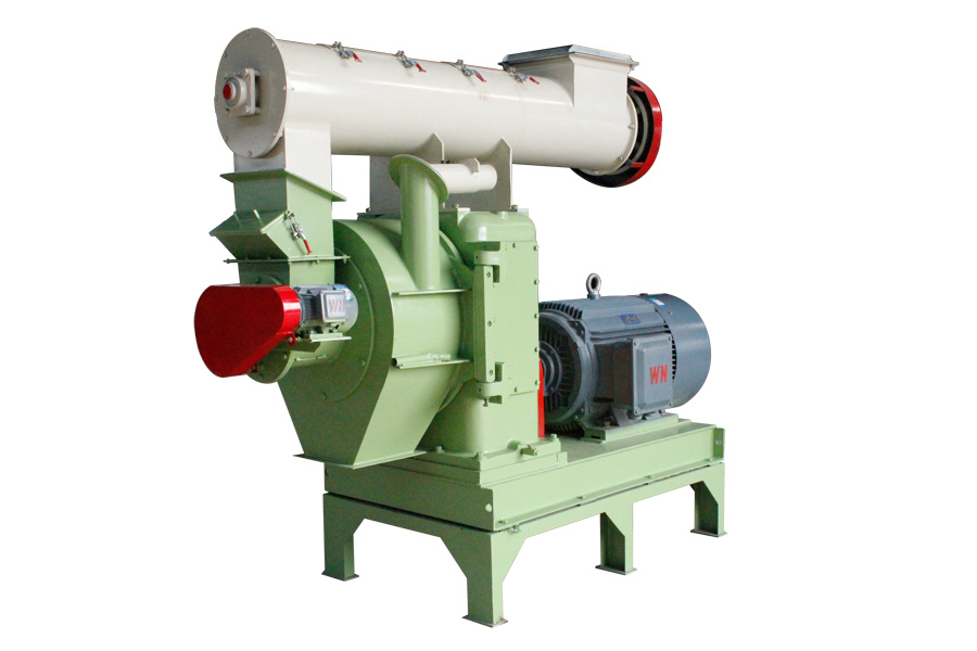 KMPM508 ring die pellet mill