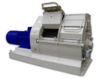 large scale hammer mill