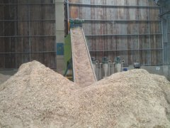 6ton wood pellet line in Vietnam