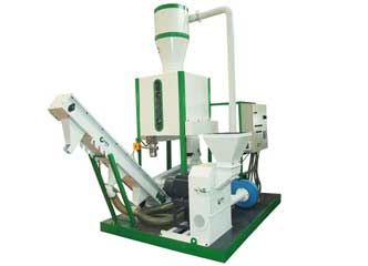Small Mobile Pelletizing Systems