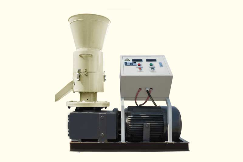 motor-driven small pellet making machine