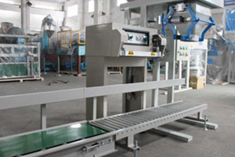 Packing Mchine for Wood Pellet Plant